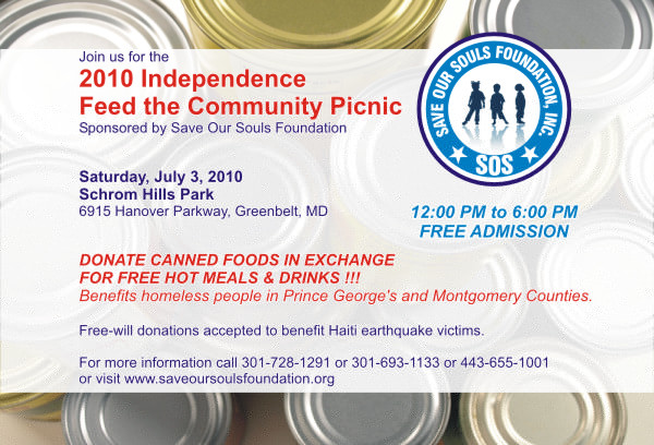 picnic10 Call Joe Murchison at 202 710 5555 or e mail sidebyside@sidebysidelaurel.org